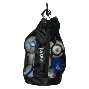 ball bag with strengthened...