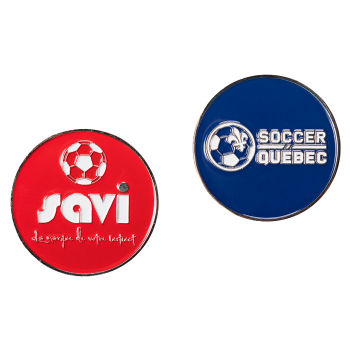 Jeton D'Arbitre Soccer Québec